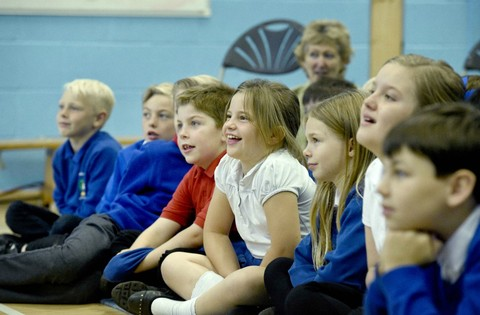 Travelling theatre groups for schools